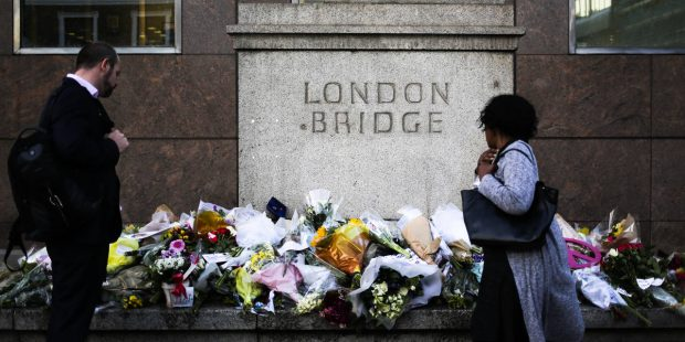 London Bridge attack: Body found in River Thames