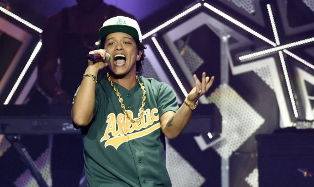 Bruno Mars Donates $1 Million To The Flint Water Crisis