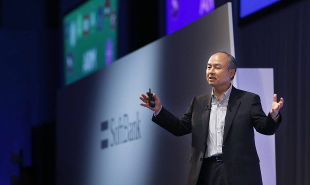 SoftBank says Q1 profit jumps 50.1% after inclusion of Vision Fund