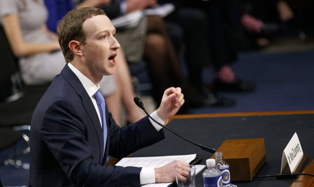 Mark Zuckerberg says Facebook is not a monopoly