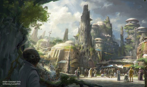 'Star Wars: Galaxy's Edge' opening date has finally been announced